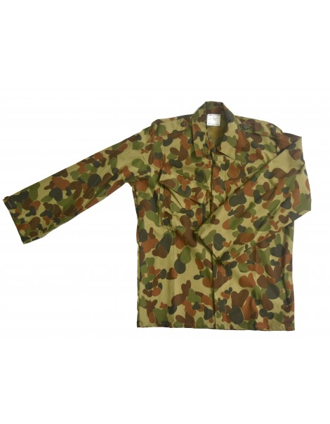 Current pattern ARMY SHIRT, Auscam