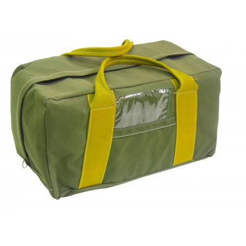 BASE TO BASE ZIP DUFFLE BAG