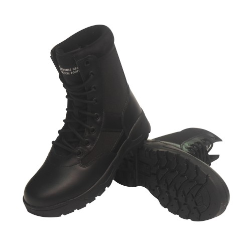 BLACK AUSTRALIAN ARMY CADET BOOT