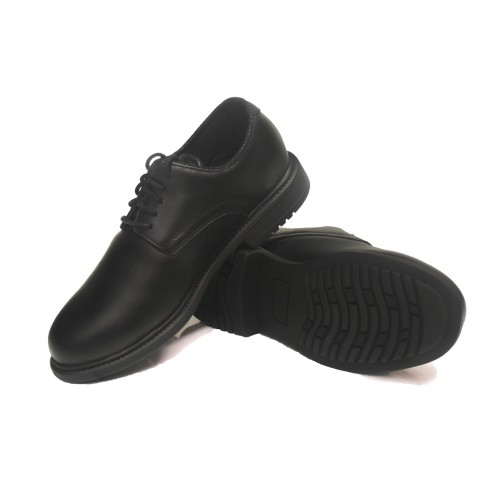 SWAT OXFORD ALL LEATHER