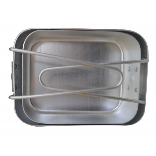 MESS SET, 2pc aluminium
