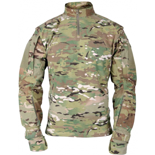 PROPPER Combat LONG SLEEVE MULTICAM SHIRT